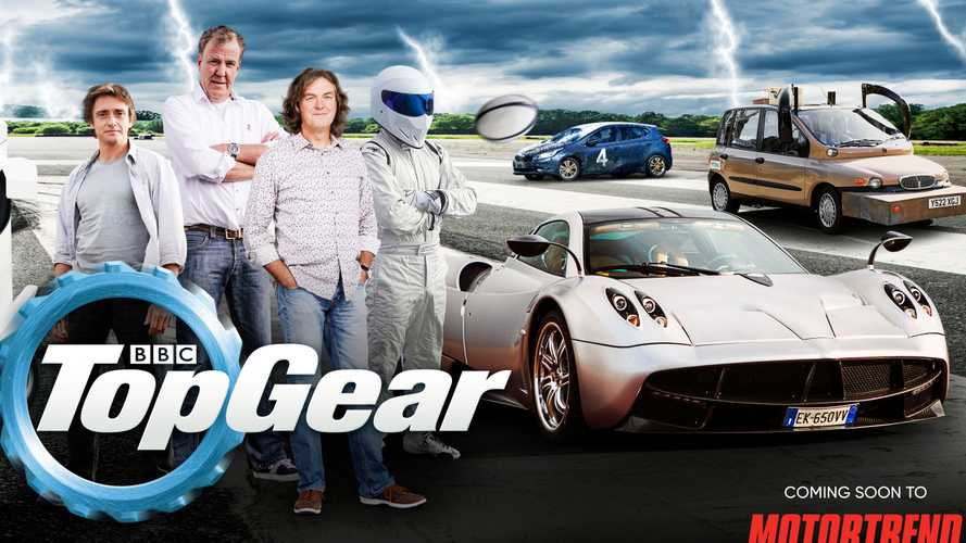 MotorTrend strikes deal to produce new Top Gear America with BBC