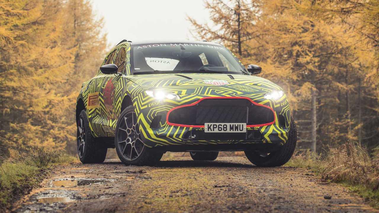 Aston Martin - St Athan
