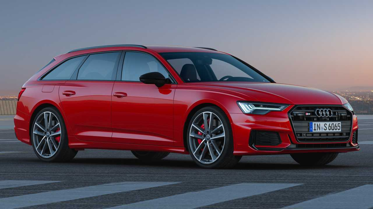 2020 audi s6 and s7 revealed tdi for europe tfsi for u s. Black Bedroom Furniture Sets. Home Design Ideas