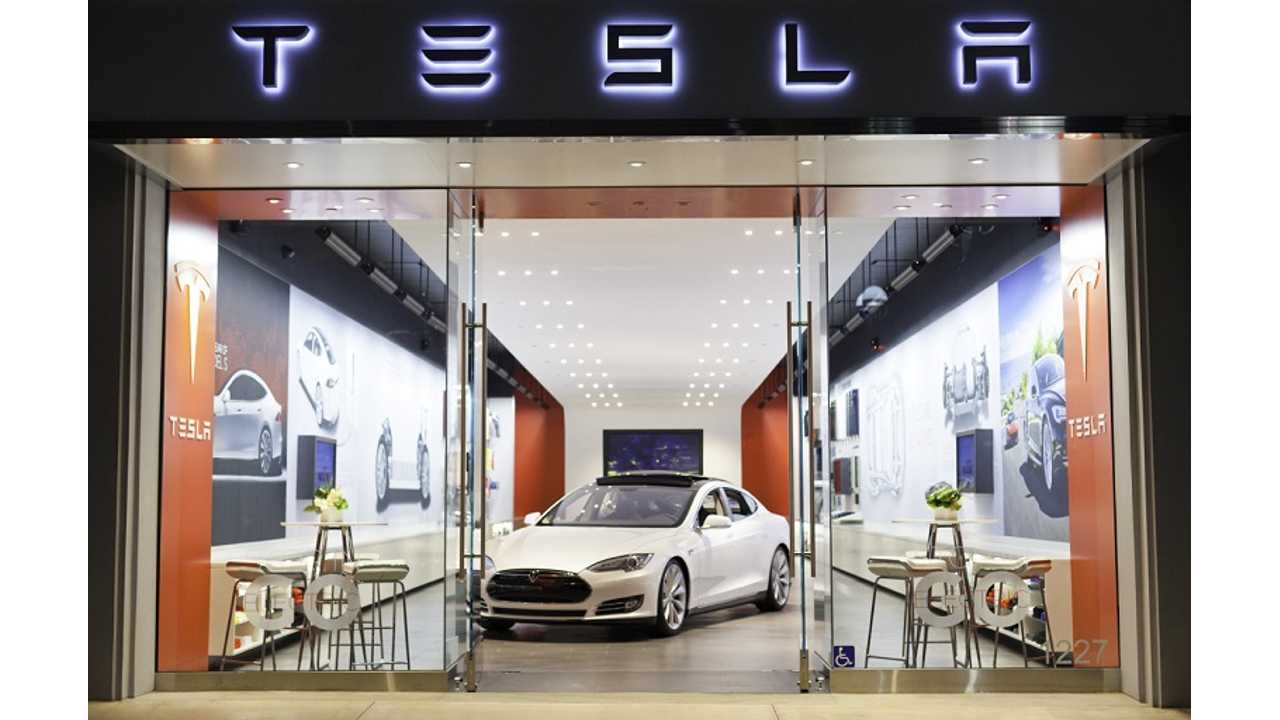 Pennsylvania Passes Legislation To Allow 5 Tesla Stores Statewide