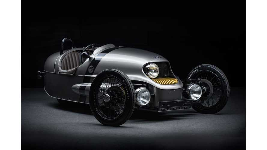 The Morgan EV3 Unveiled (w/videos)