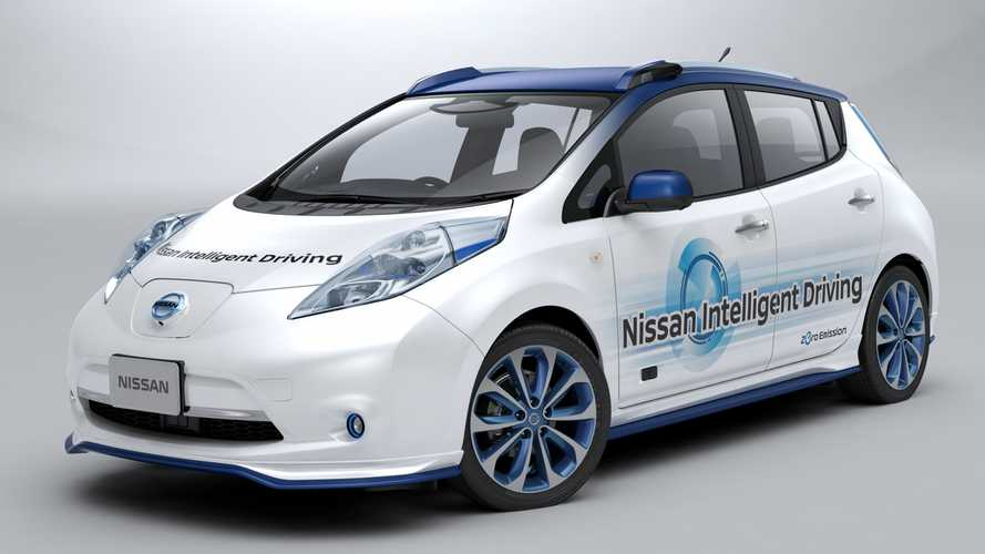 """Nissan To Offer """"Piloted Drive 1.0"""" In Japan By The End Of 2016"""