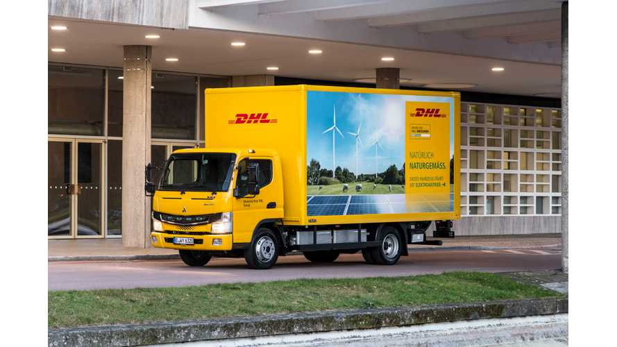 Daimler Begins Deliveries Of First FUSO eCanter Electric Trucks In Europe