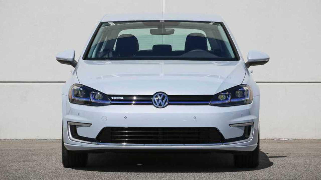 2017 Volkswagen e-Golf Gets Price Hike, More Range