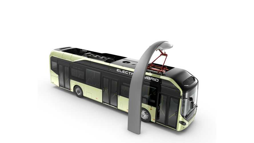 Volvo Officially Launches 7900 Plug-In Hybrid Bus (w/video)