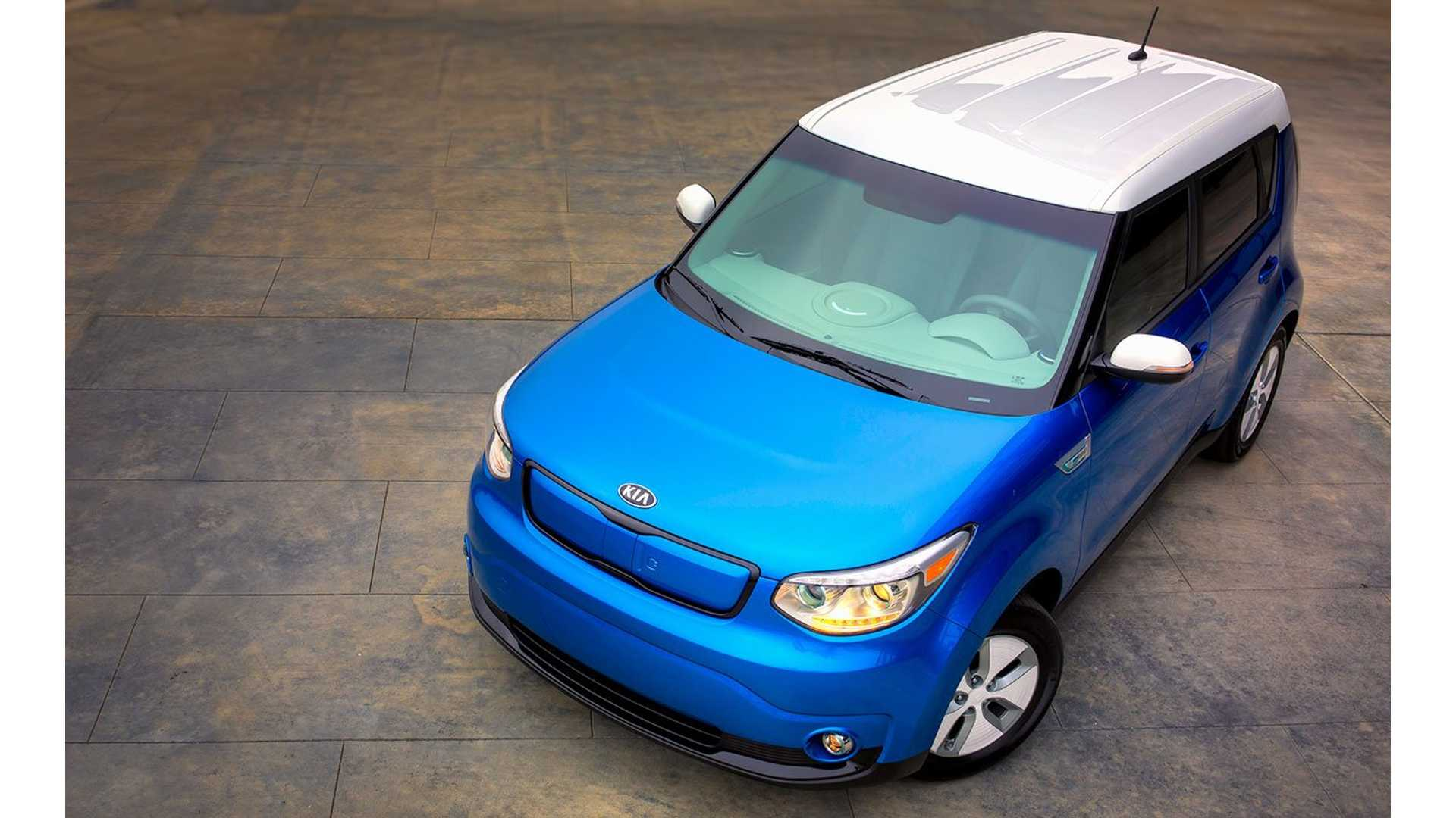 2017 Kia Soul Ev Gets Official Epa Range Rating Of 93 Miles City Will Your Mind