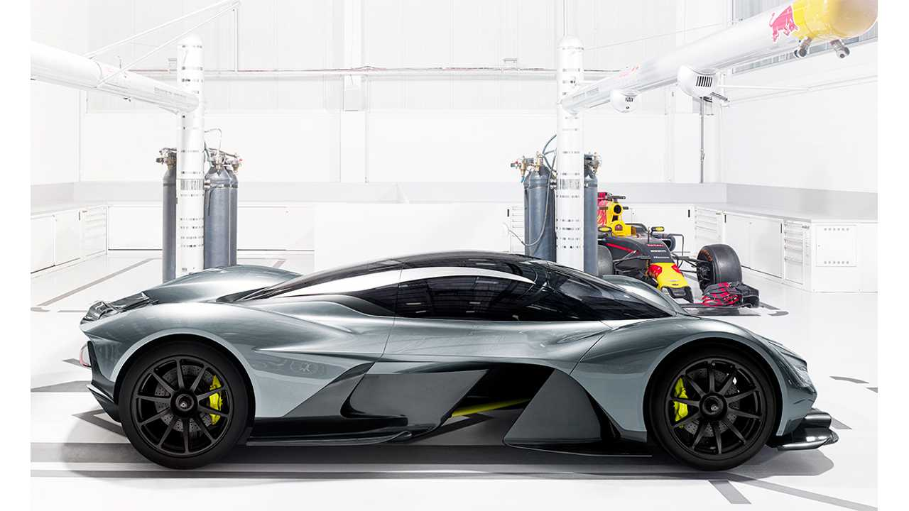 Rimac To Supply Battery Pack For Upcoming Aston Martin AM-RB 001