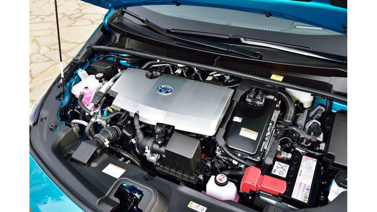 The New Toyota Prius Plug-in aka Prius Prime