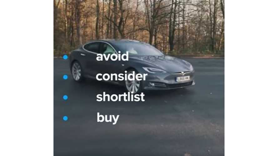Tesla Model S P100D Is Phenomenal, But Not The Most Practical Family Sedan - Video