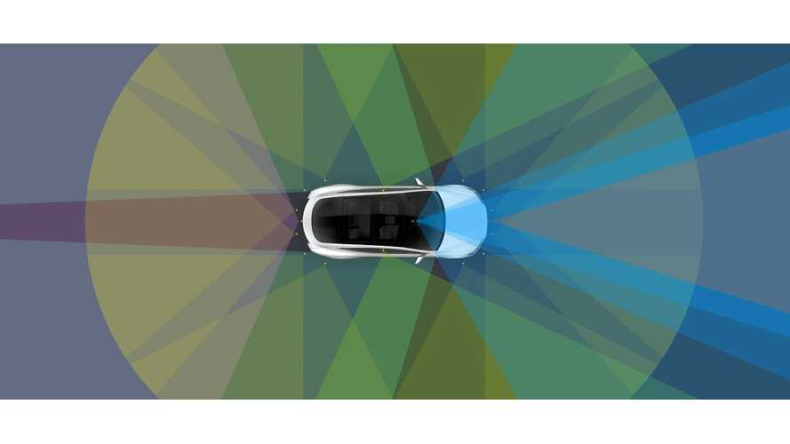 Tesla Autopilot Update Increases Autosteer Speed, Adds Side Collision Warning