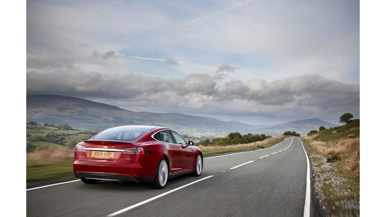 Elon Musk Says Tesla Will Likely Establish A UK Base