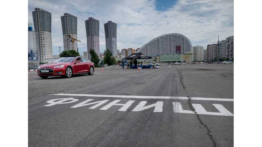 In Russia All-Electric Car Market Is Only 33 Units For First Half of 2016, And Shrinking