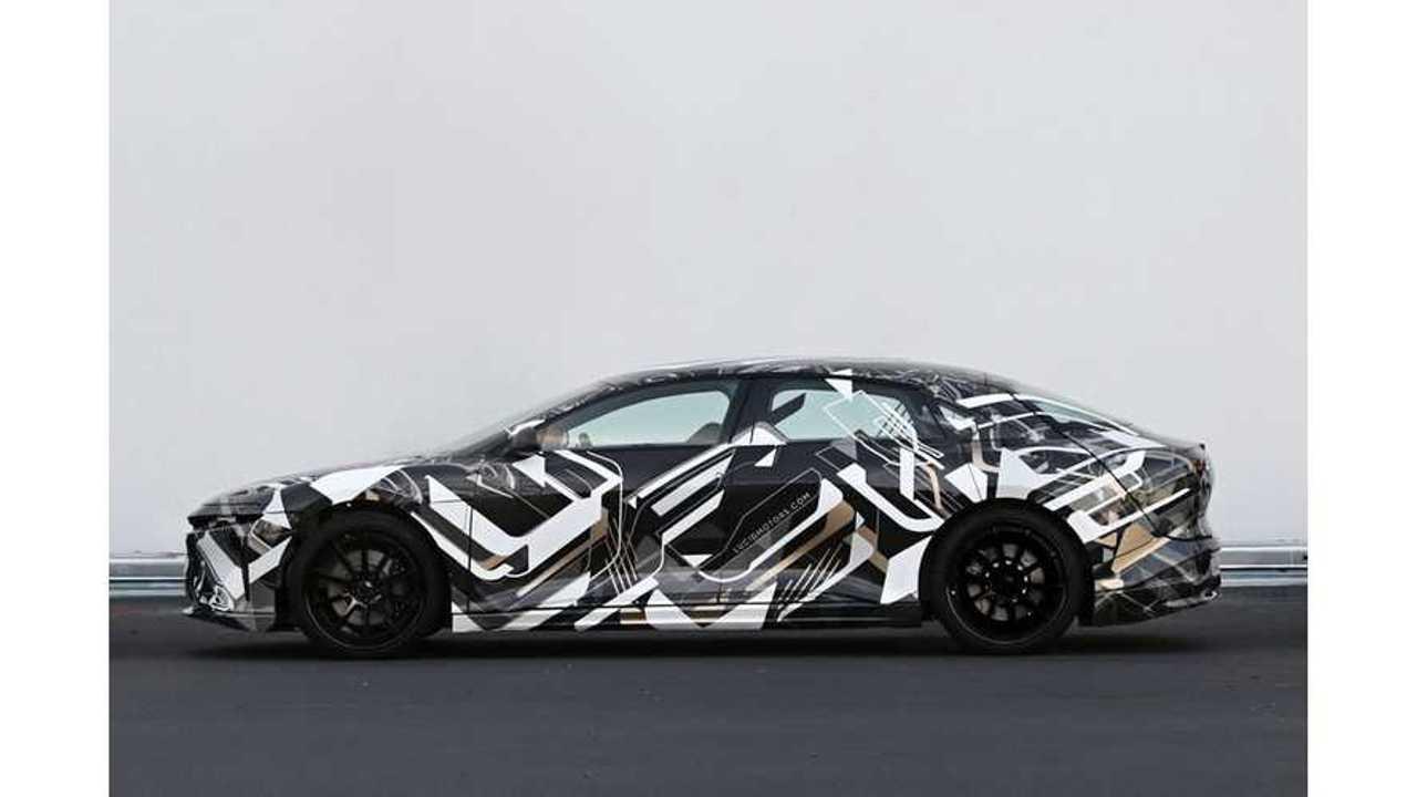 Lucid Motors electric car