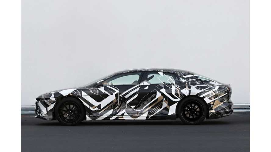Lucid Motors Releases Teaser Image Of Its Future Electric Sedan