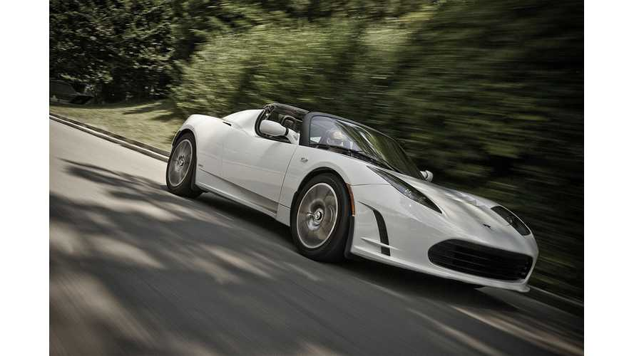 Next-Gen Tesla Roadster To Be Convertible, Says Musk