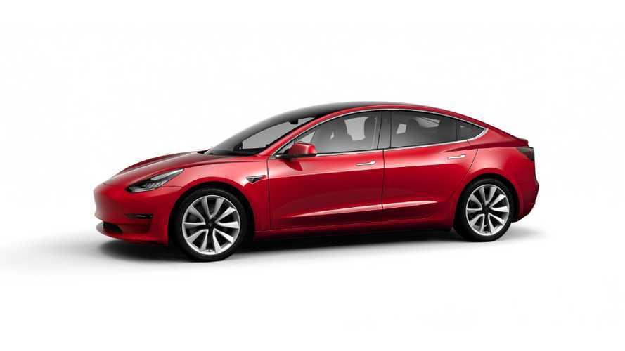 California's EV Sales Surge Pushed By Tesla Model 3