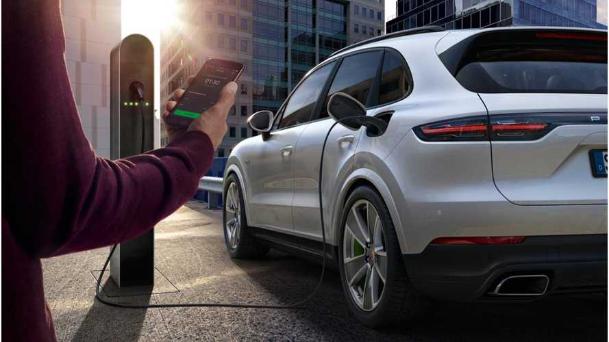 Porsche Expands Charging Service In Europe To 49,000 Charging Points