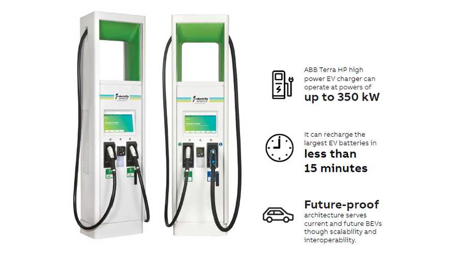 UPDATE: Electrify America Shuts Down All 150-350 kW Fast Chargers Over Safety Issue