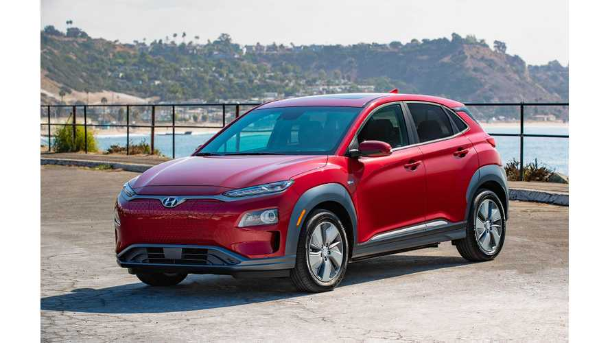 Hyundai Kona Electric Gets Priced In U.S: SEL, Limited, Ultimate