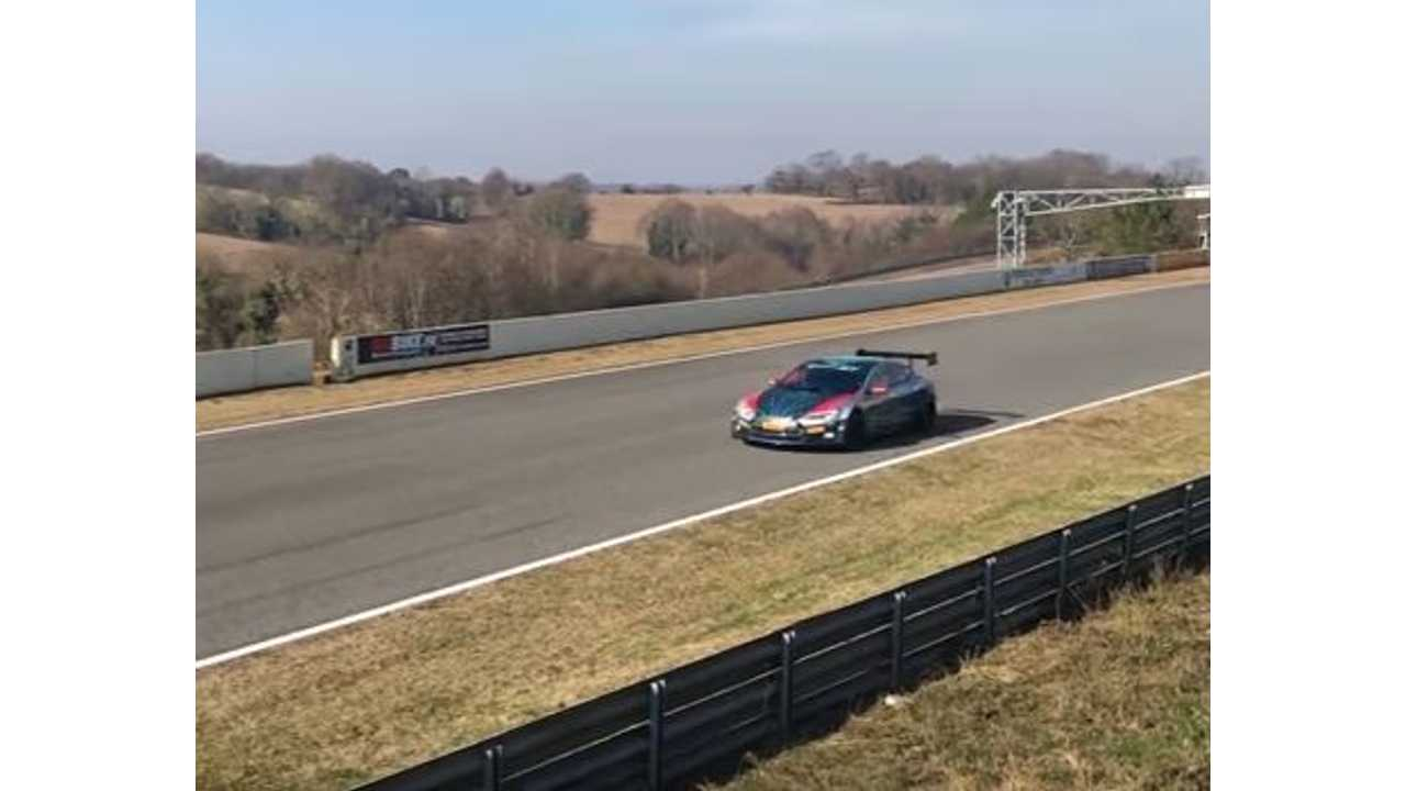 Electric GT Announces First Team To Sign On, Races To Start Mid 2018, Plus Demo Video