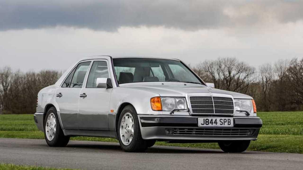 Mercedes-Benz 500E (1991)