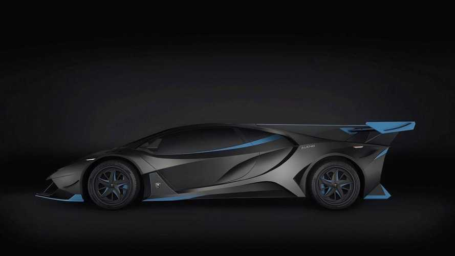 Alieno Arcanum Is A 5,221-HP Electric Hypercar With Alien Tech