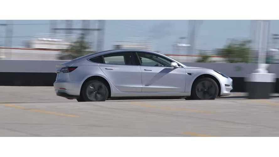Watch This Canadian Review Of The Tesla Model 3