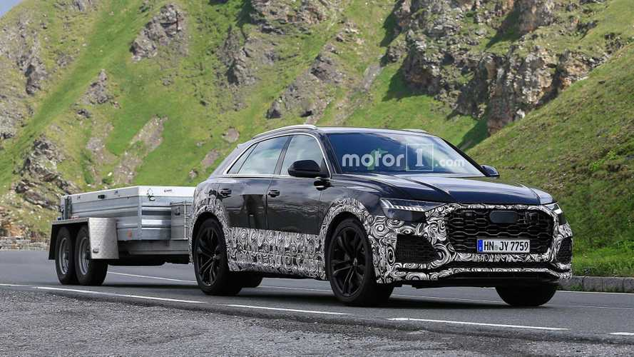 Audi RS Q8 Might Use Panamera Plug-In Hybrid Powertrain
