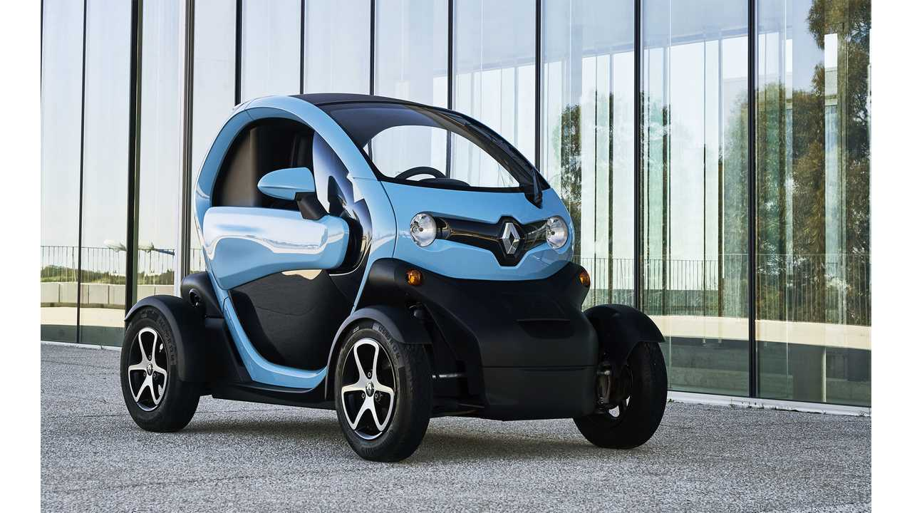 Renault Twizy Assembly Moving To South Korea