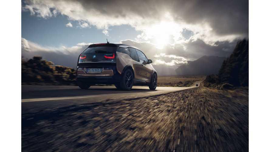 BMW Group Plug-In Electric Car Sales In U.S. Decreased In October 2018