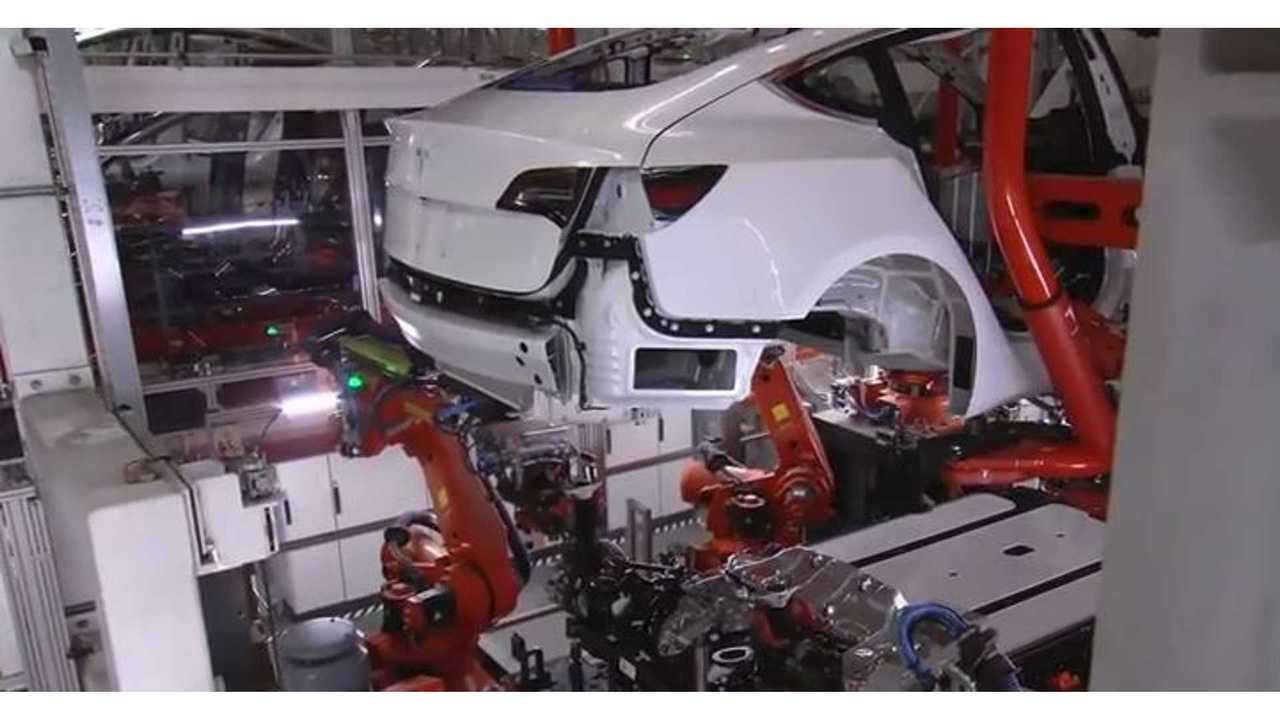 Tesla Registers 6,711 New Model 3 VINs