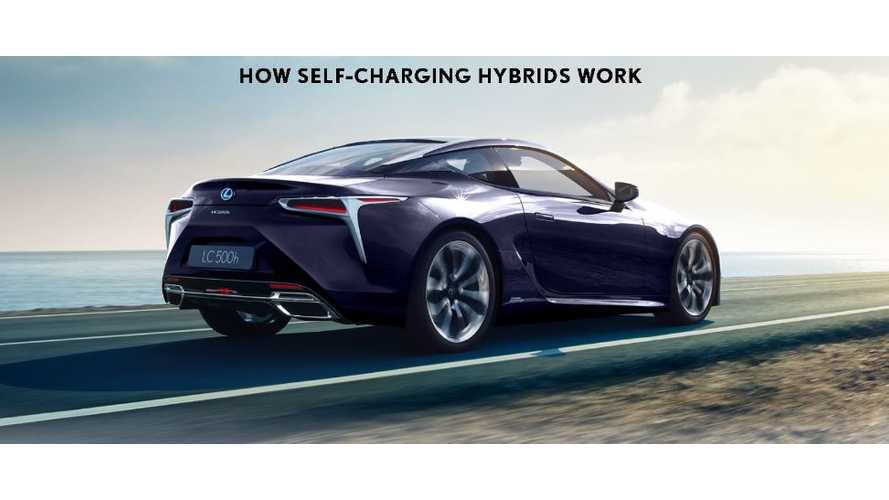 Lexus Works Hard To Promote Electric Car FUD In Latest Ads