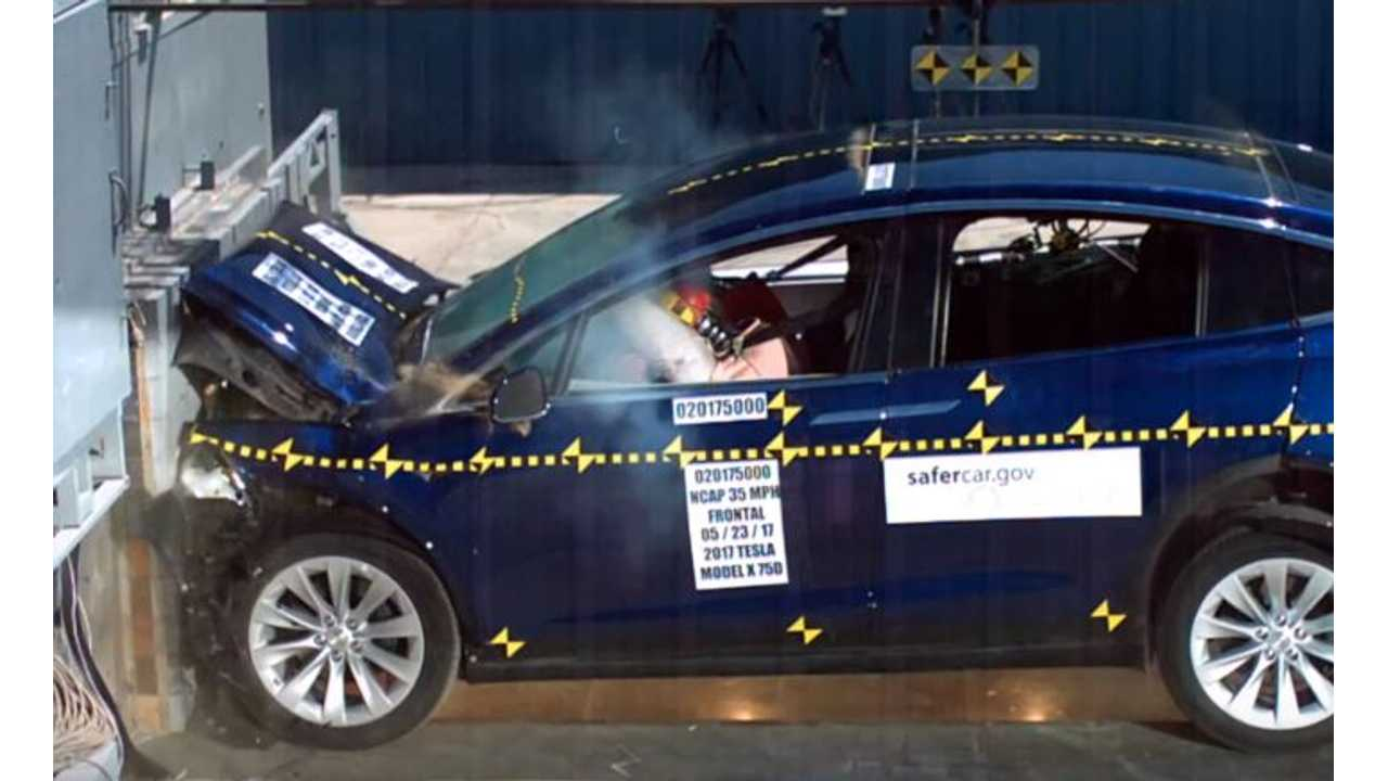 Musk Re-Ranks Tesla Safety Based On Weight: X, S, 3