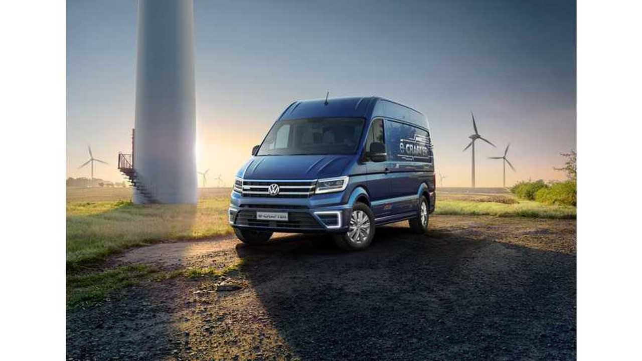 Volkswagen Trademarks E-Transporter For Upcoming Electric Van