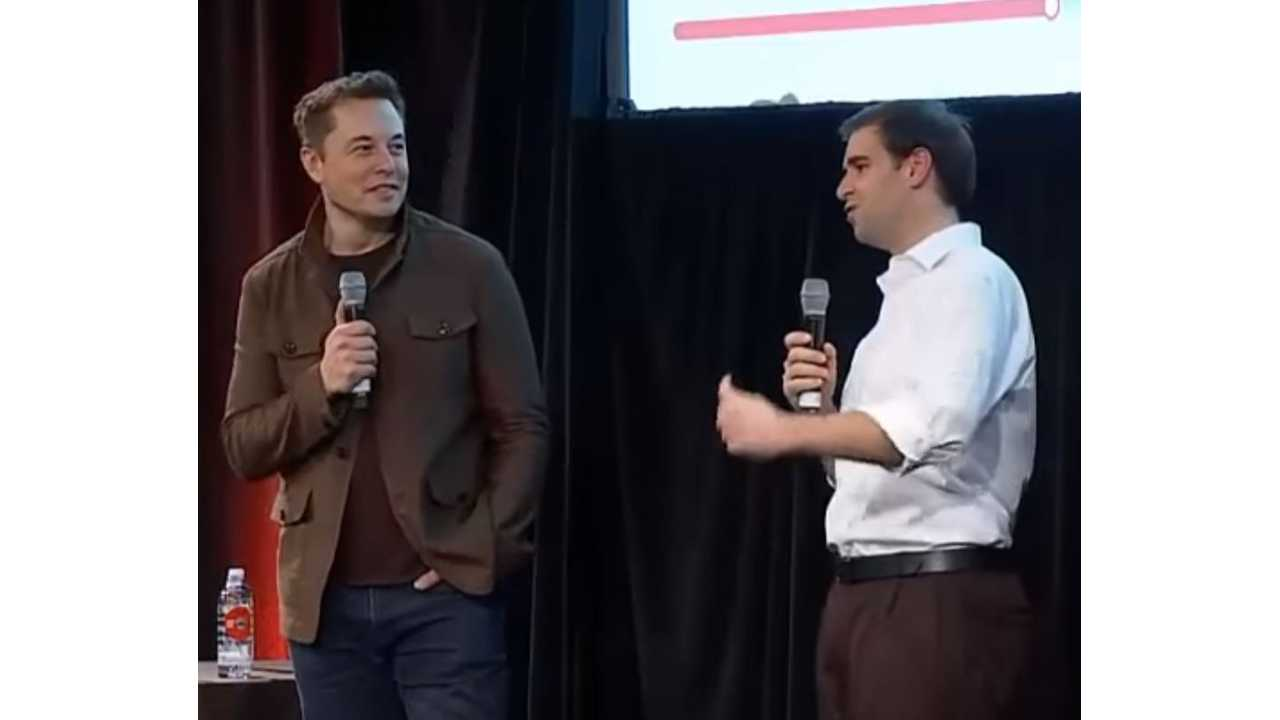 Elon Musk And J.B. Straubel Speaking At the Code Conference About Tesla's History
