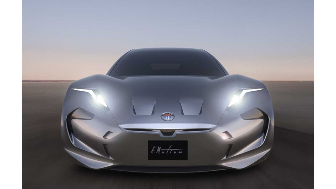 Fisker EMotion To Get 145 kWh Battery Pack