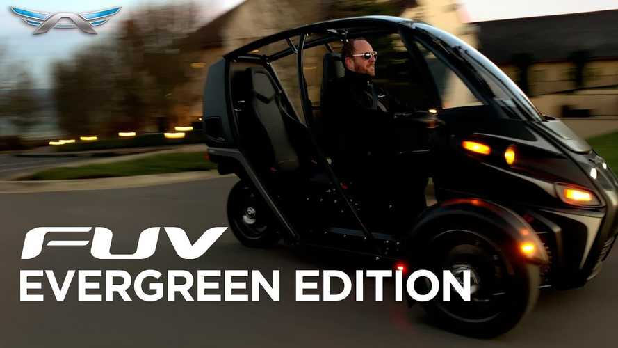 Arcimoto Unveils New Face Of Flagship FUV