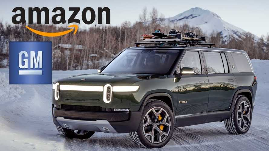 Detailed Elaboration On The Rivian, GM, Amazon Deal: Video