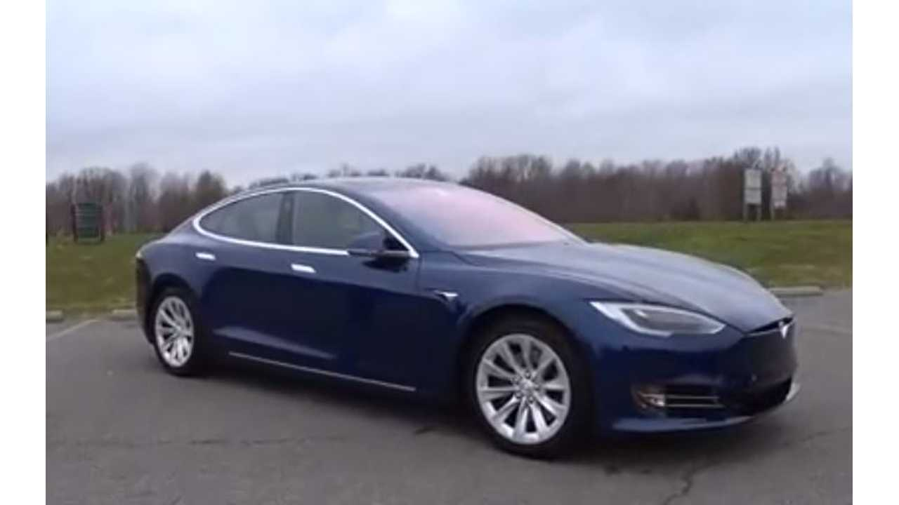 Tesla Car Charger >> A Used Tesla Model S Is The Best EV You Can Buy For Under $50K