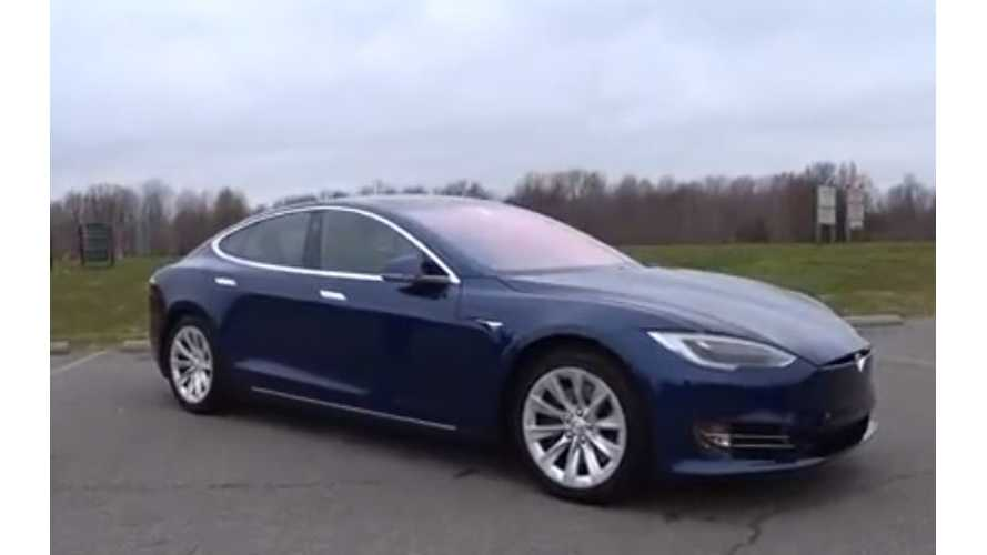 Tesla Model S Considered The First True EV Game Changer: Video