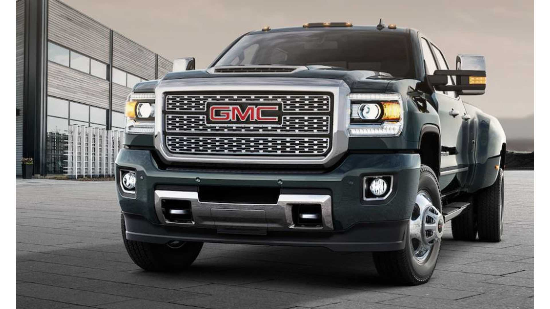 Gmc Diesel Trucks >> How Big Diesel Trucks Are Paying For Gm S Electric Future