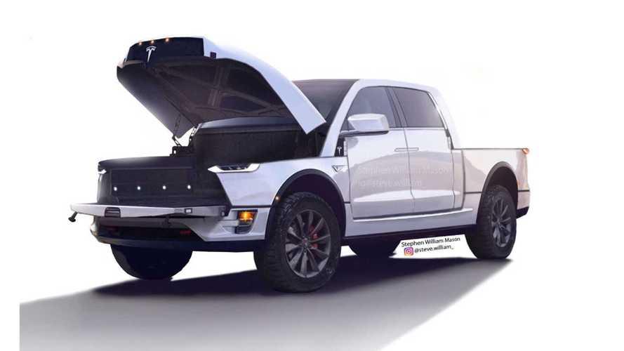 Electric Pickups: Tesla Truck, Rivian R1T, Ram Top This Week's News