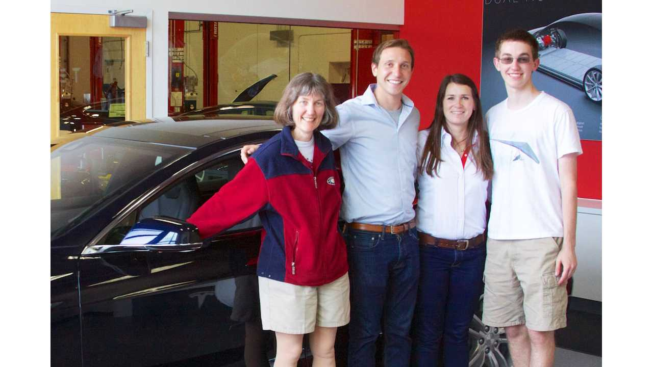 17-Year-Old Tesla Investor Earns Enough Money To Buy His Mom A Model S