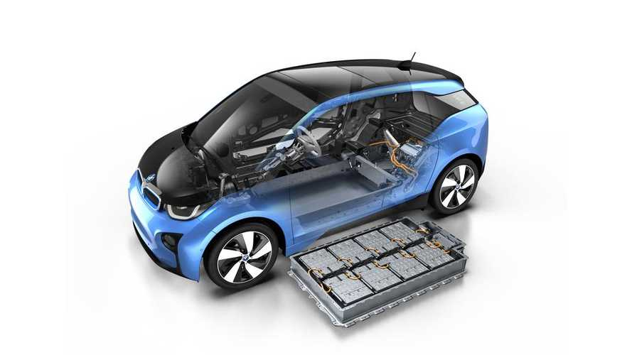 BMW 33 kWh Battery Retrofit For Older i3s Won't Be Offered In U.S.