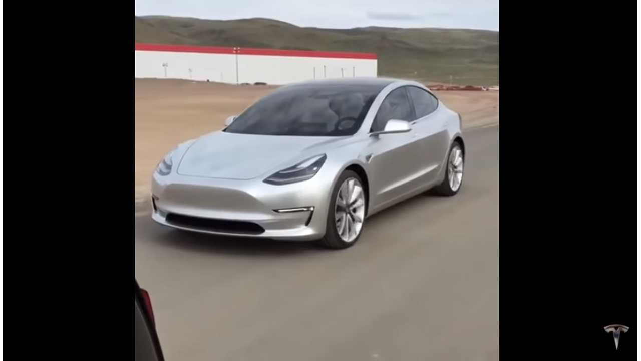 Tesla Model 3 Stealing Views From Toyota, Honda & Others
