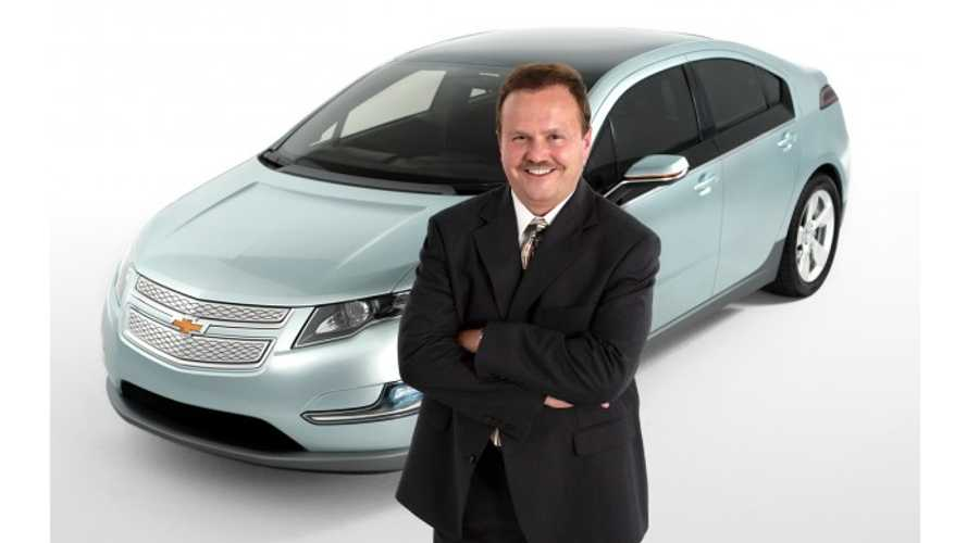 Battery Developer Nexeon Appoints Former Chevy Volt Frontman Tony Posawatz To Postion Of Director