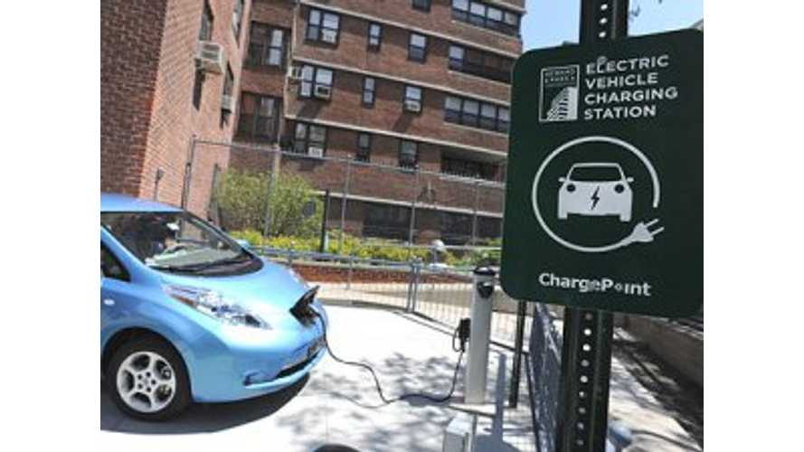 Overview Of Plug-In Electric Car Charging Infrastructure In The U.S. - Part 1