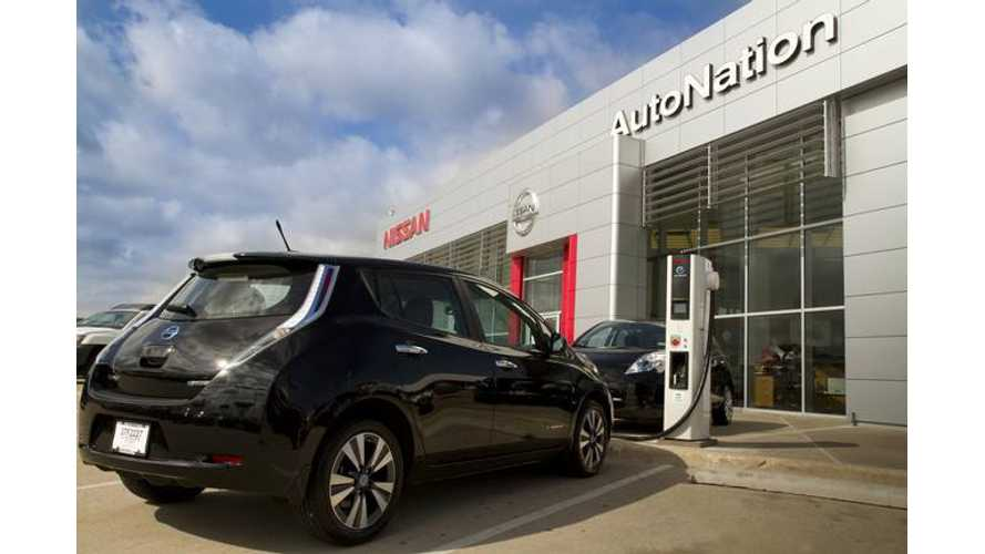 BREAKING: Nissan LEAF Sales Eclipse 3,000 Units In May