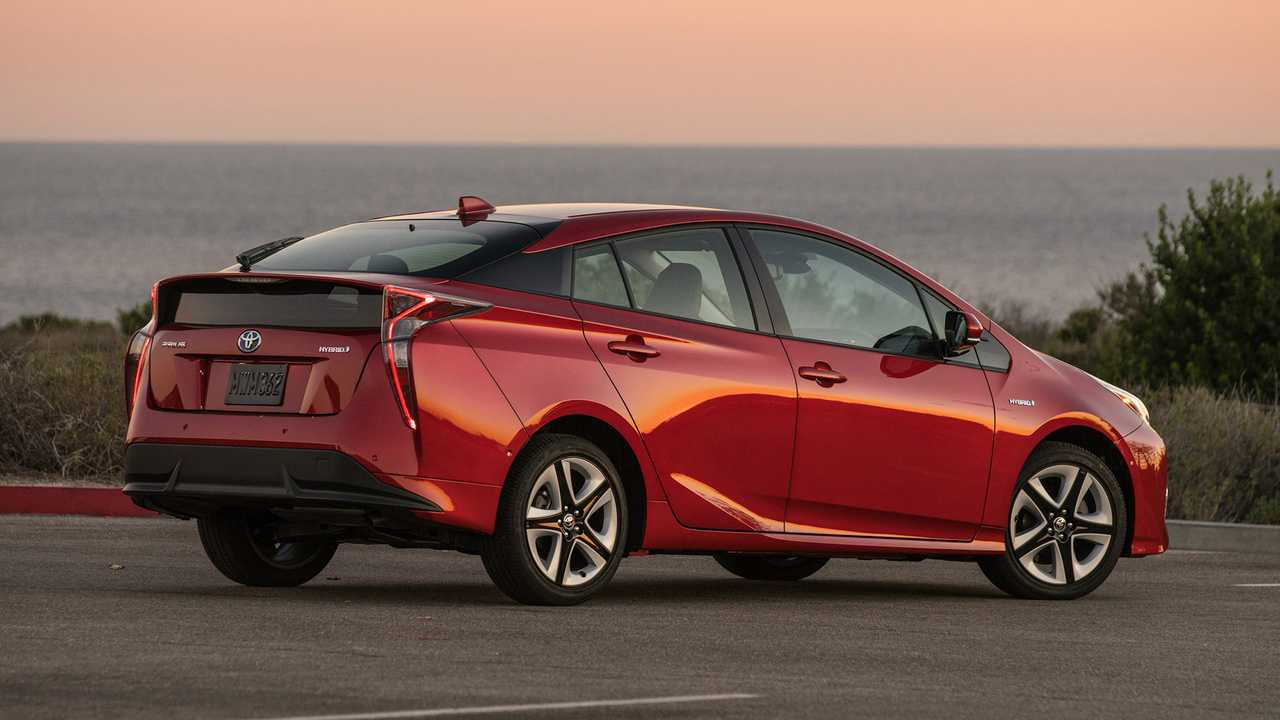 Top EV Story Of 2018: How Tesla Killed The Conventional Toyota Prius
