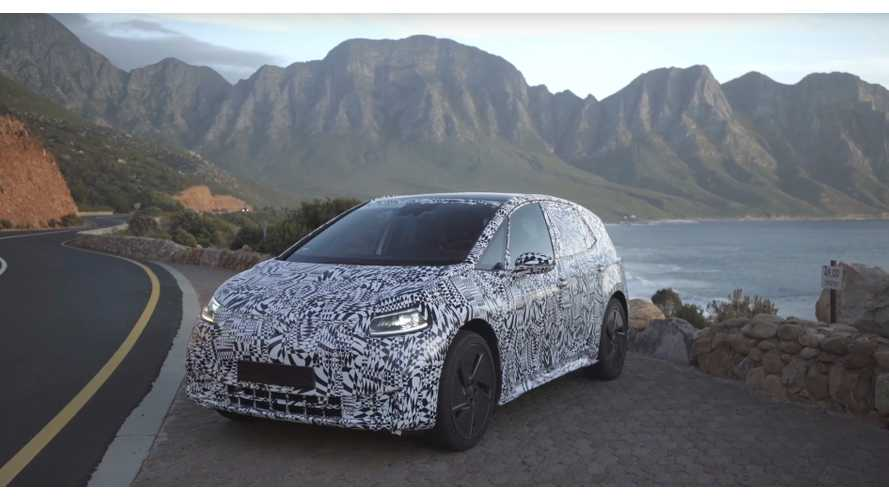 Volkswagen I.D. Prototype Tested In South Africa: Videos